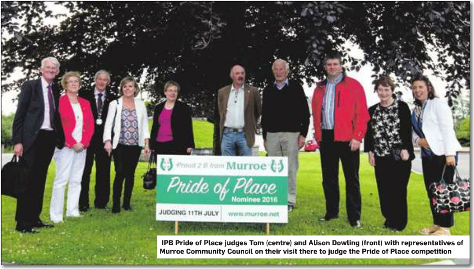 All spruced up for Pride of Place Judges -Limerick Post