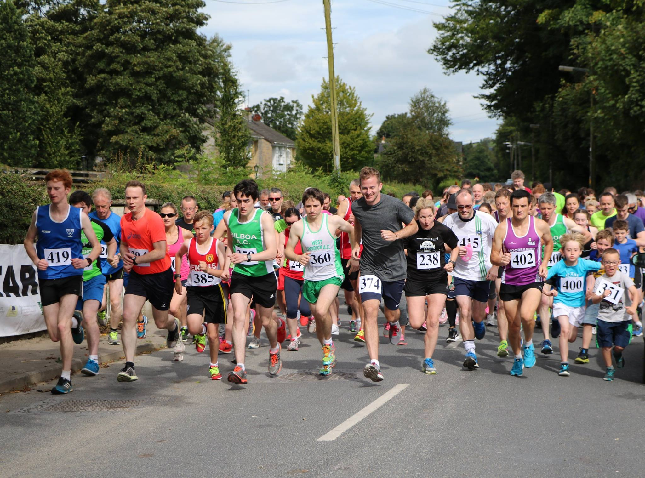Murroe 5k Race/Walk  – Saturday 27th August 2016