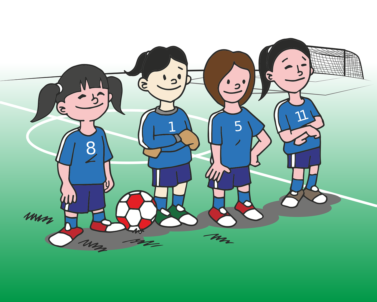 U10 and U12s Girls' Soccer Training Resumes Today