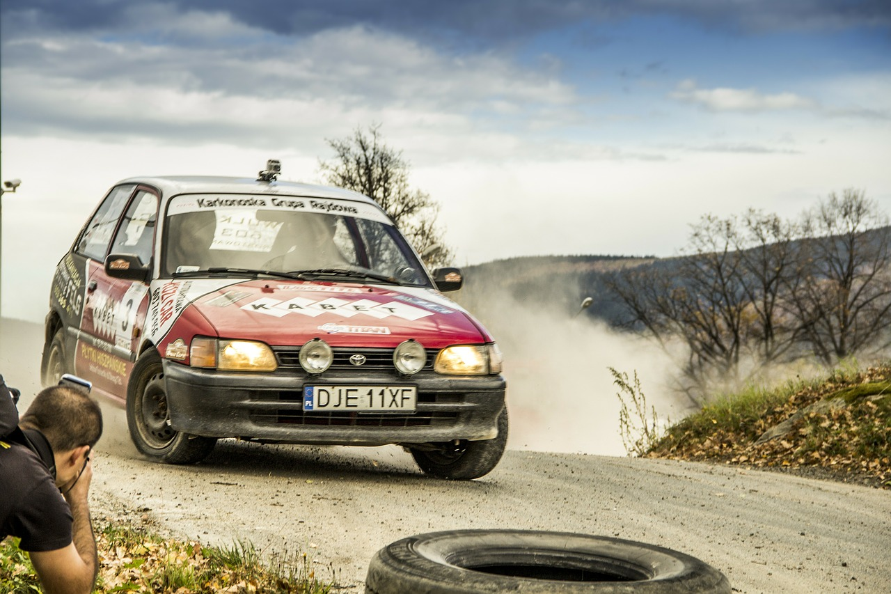 Limerick Forest Rally Coming to Murroe