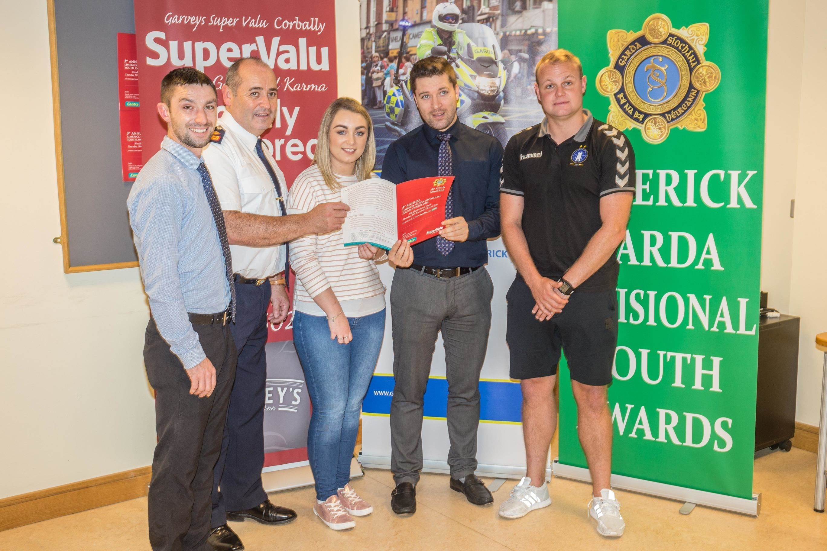 Limerick Garda Youth Awards