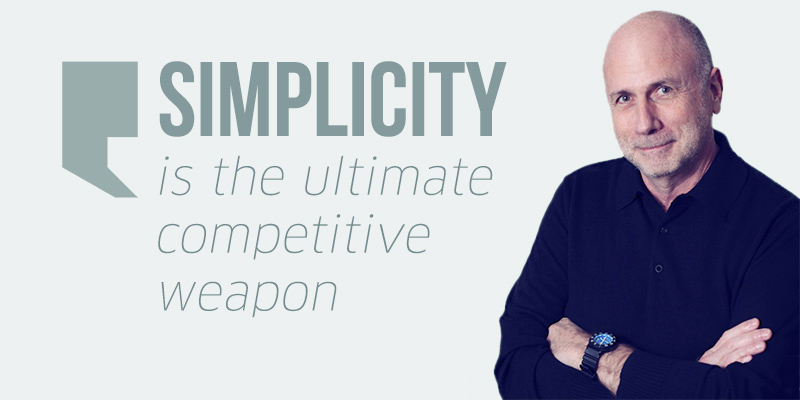 Thought for the Week – Simplicity