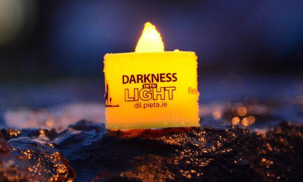 Darkness Into Light for Pieta House  –  IMPORTANT NOTICE: