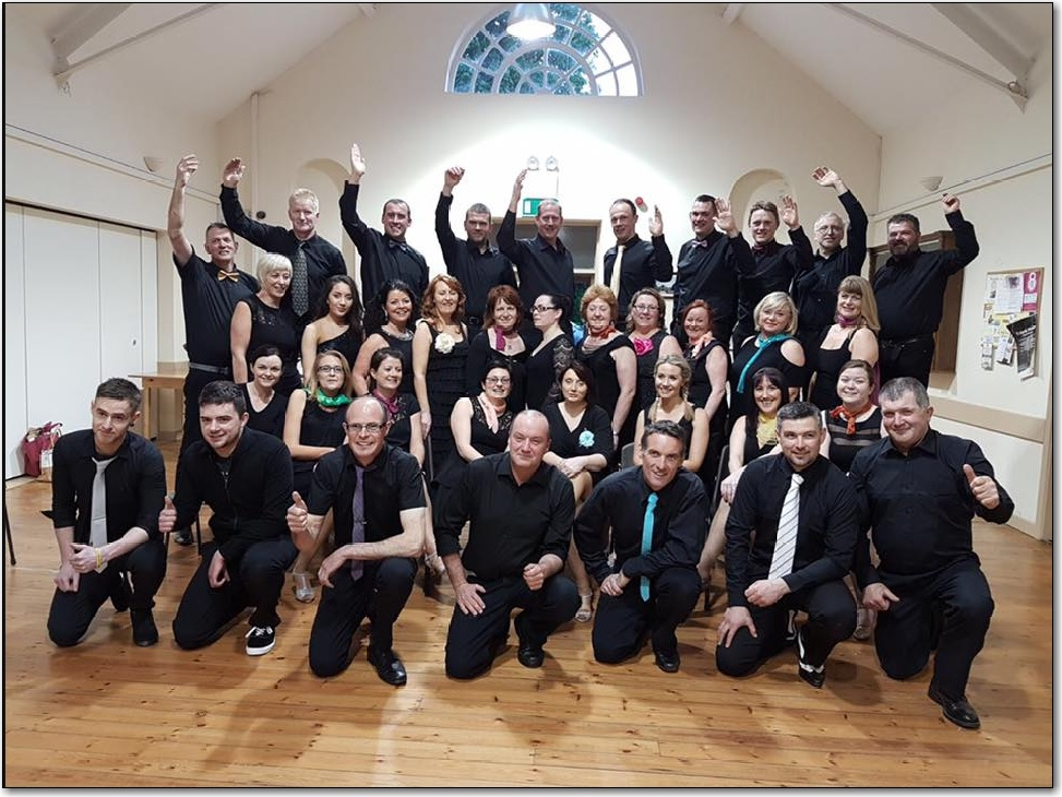 Murroe Strictly Come Dancing Sat 29th April 2017