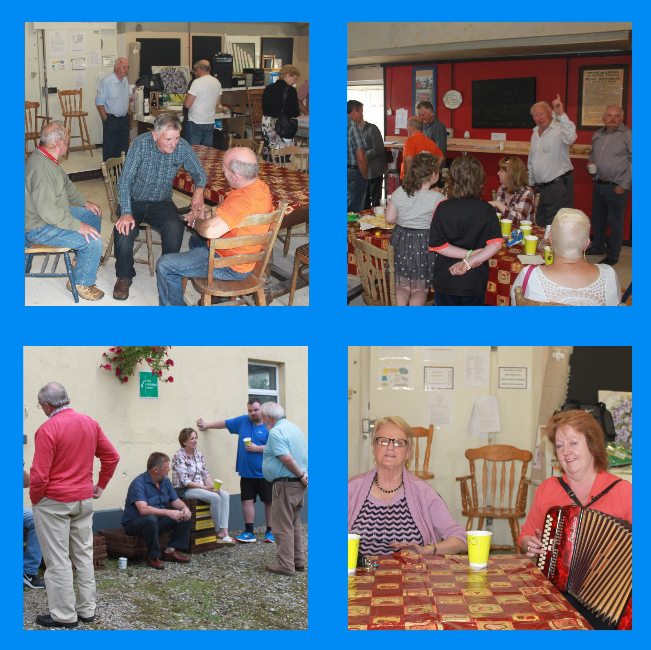 Mulcair Men's Shed are hosting our second annual Open Day on Sunday the 27th August,