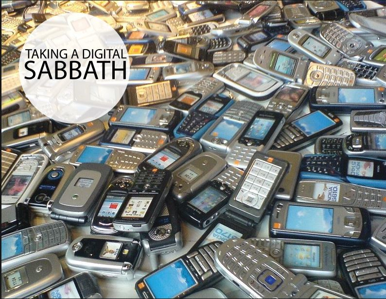 Thought for the Week – DIGITAL sabbath