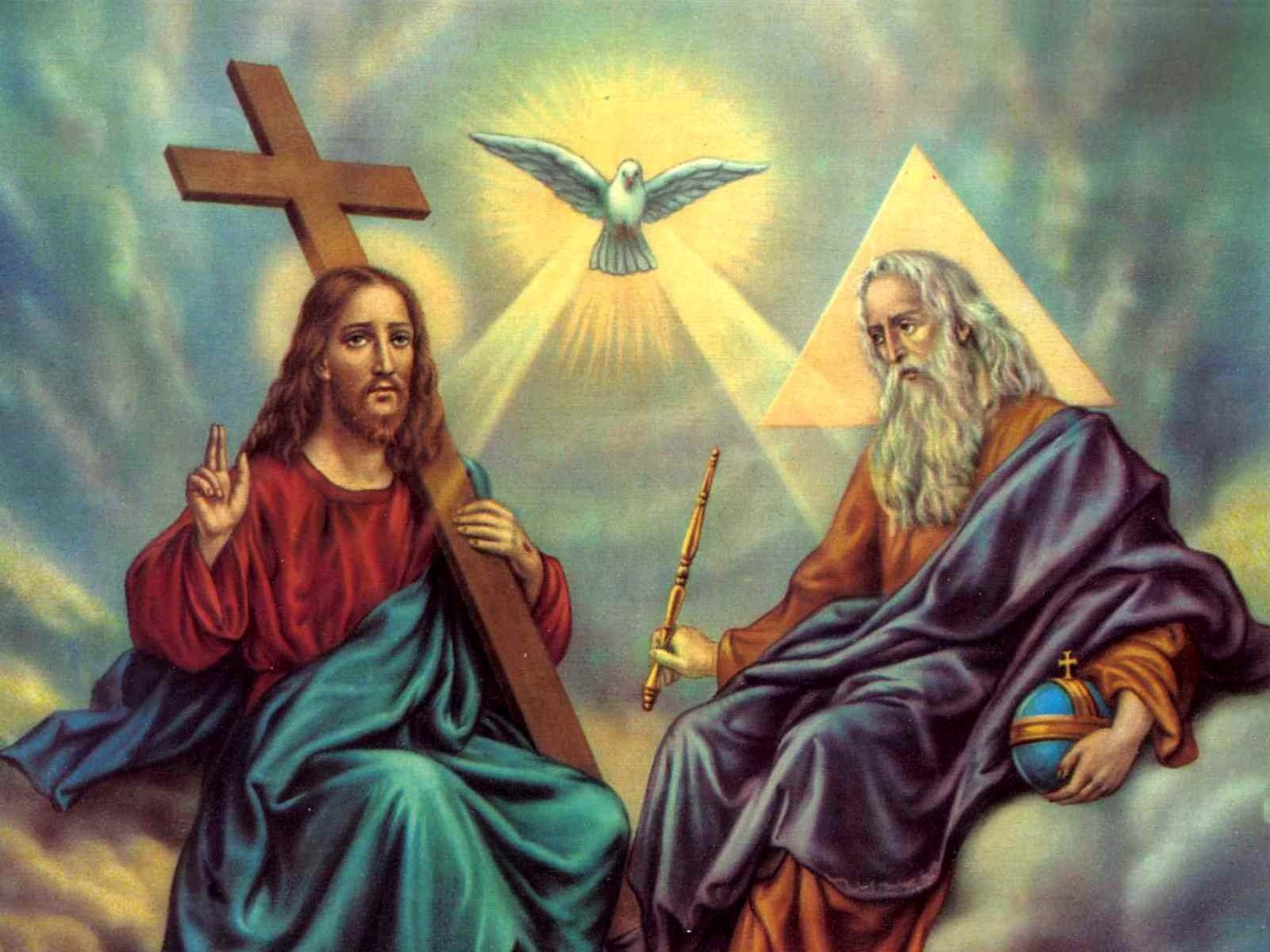 Thought for the Week -.Jesus and the Trinity