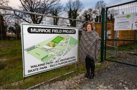 Funding Windfall for Community Field Project in Murroe, Co Limerick