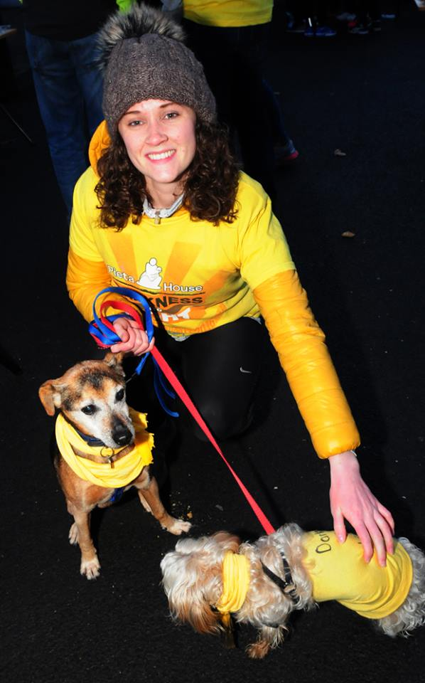 Is your pet supporting Darkness into Light in 2019?