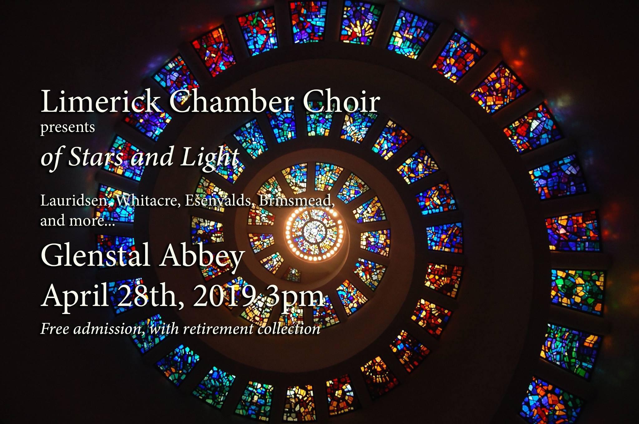 Limerick Chamber Choir perform at Glenstal Abbey