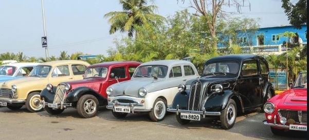 Boher Vintage Car Charity Run