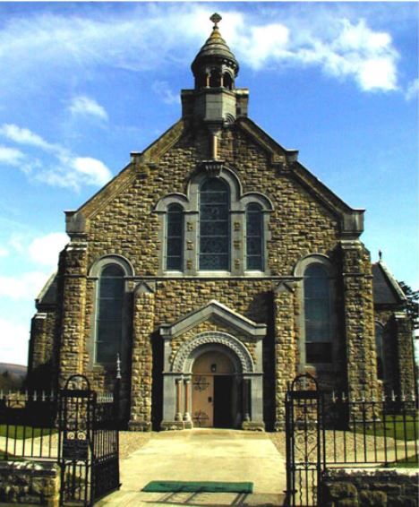 Murroe Church re opening on Monday 29th June 2020